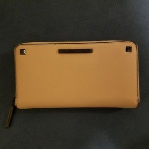 Rebecca Minkoff Wallet - Ava Saffiano Leather